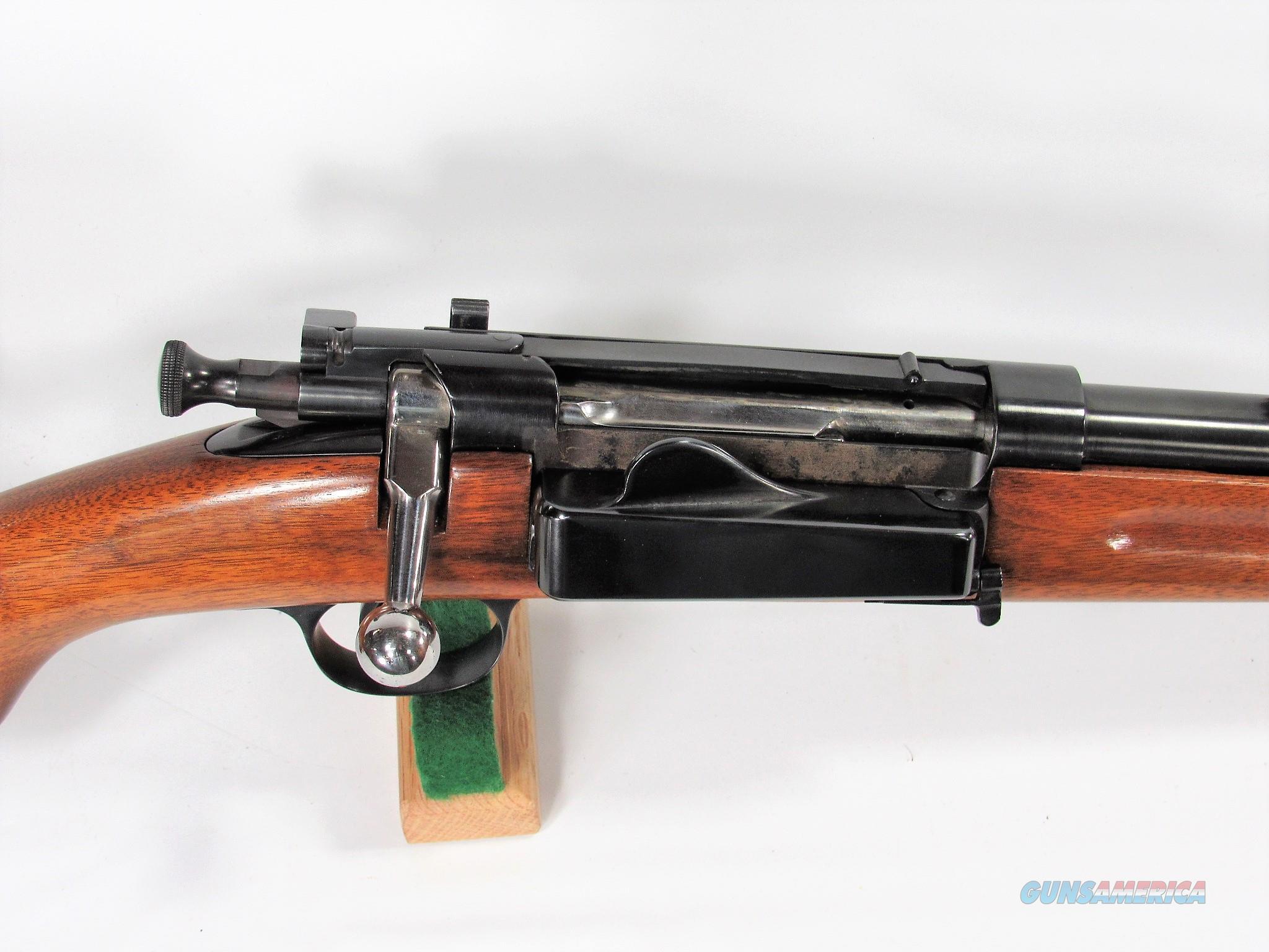 71Y SPRINGFIELD 1898 30-40 KRAG SPORTER  Guns > Rifles > Custom Rifles > Bolt Action