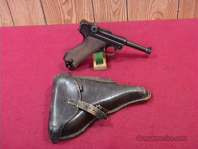C636R LUGER BYF 42 9MM  Guns > Pistols > Luger Pistols