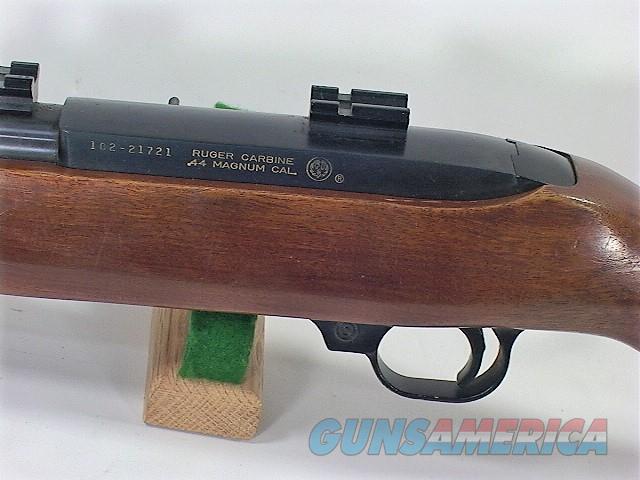 228X RUGER CARBINE 44, BICENTENNIAL  Guns > Rifles > Ruger Rifles > M44/Carbine