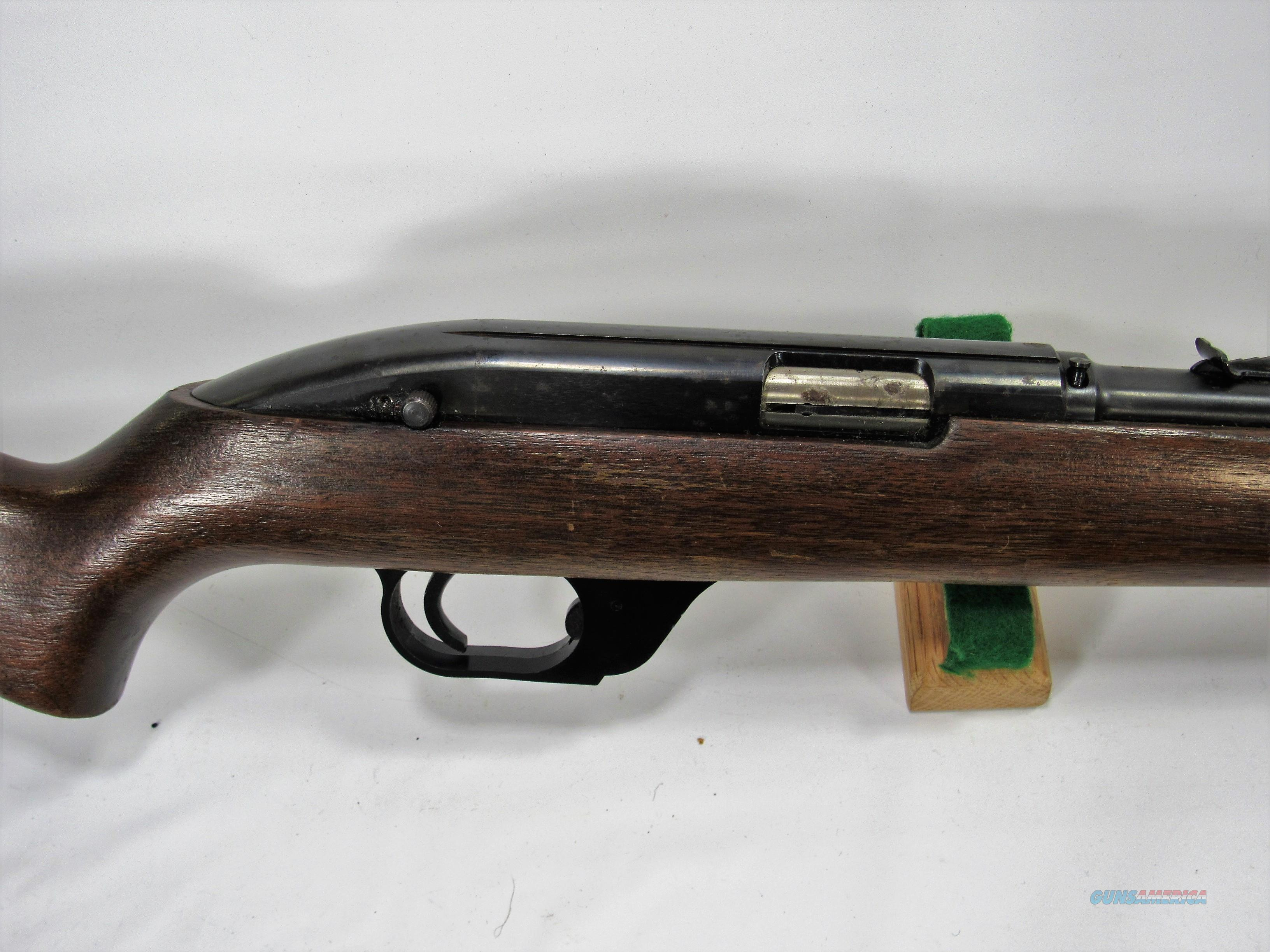 136Y WINCHESTER 77 22  Guns > Rifles > Winchester Rifles - Modern Bolt/Auto/Single > Autoloaders