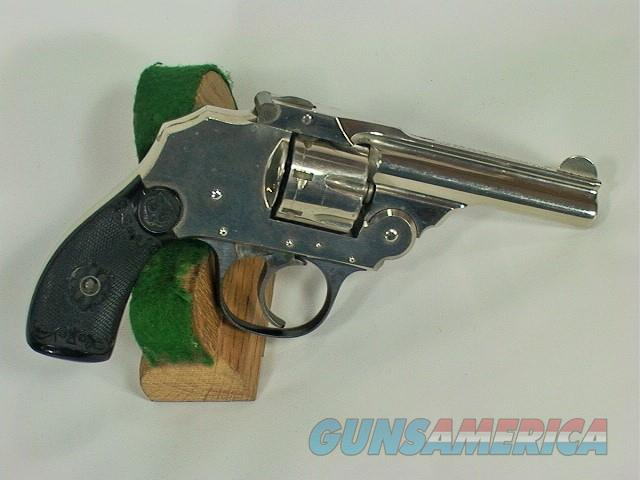 188V IVER JOHNSON SAFETY AUTOMATIC REVOLVER  Guns > Pistols > Iver Johnson Pistols