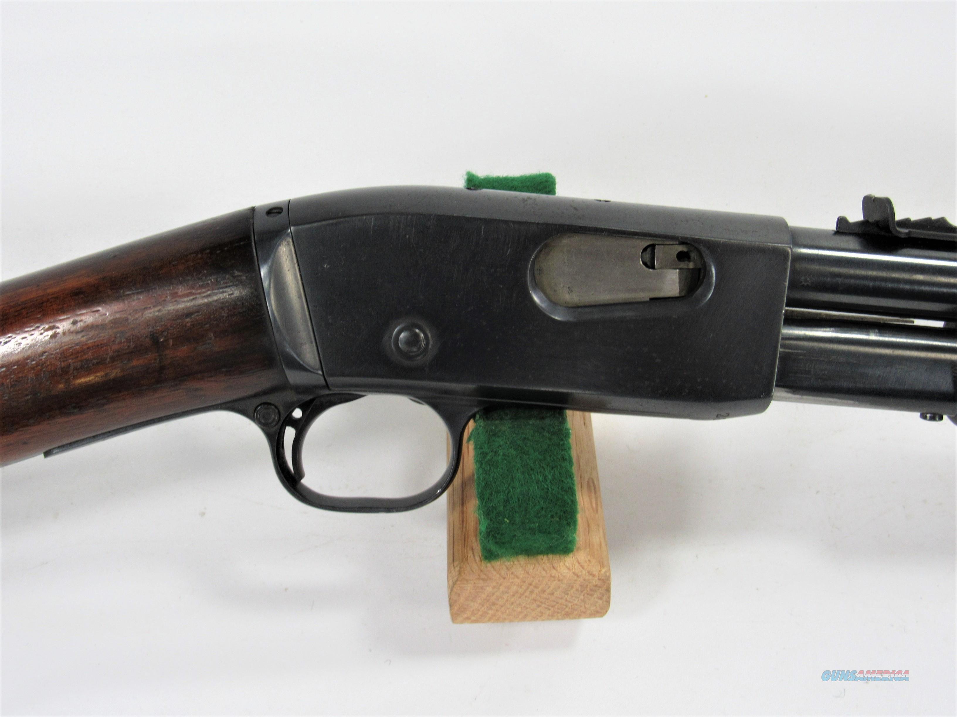 153Y REMINGTON MODEL 12 22LR  Guns > Rifles > Remington Rifles - Modern > .22 Rimfire Models