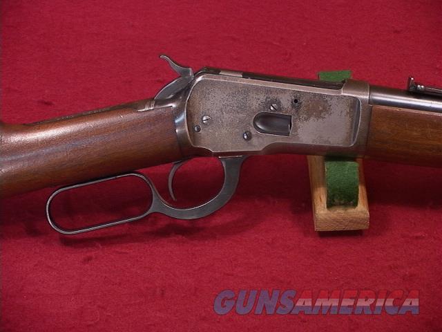 21SA WINCHESTER 1892 SRC 38-40  Guns > Rifles > Winchester Rifles - Modern Lever > Other Lever > Pre-64