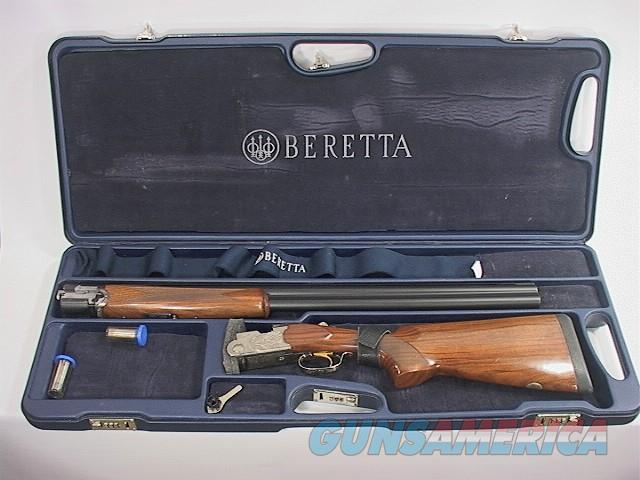 135X BERETTA SILVER PIGEON II 12GA  Guns > Shotguns > Beretta Shotguns > O/U > Hunting