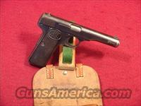 C459Q FN MODEL 1922 32ACP  FNH - Fabrique Nationale (FN) Pistols > Pre-War