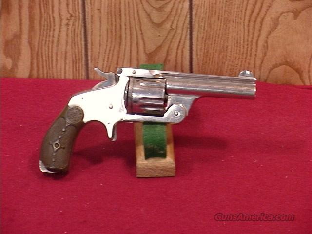 822 AMERICAN ARMS CO. BOSTON 38 S&W  Guns > Pistols > American Arms Pistols