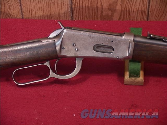 262T WINCHESTER 94 38-55 EASTERN CARBINE  Guns > Rifles > Winchester Rifles - Modern Lever > Model 94 > Pre-64
