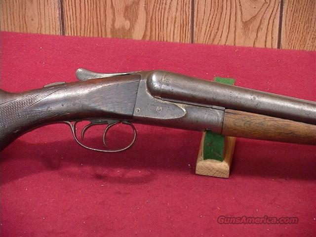 328R FOX STERLINGWORTH 12GA  Guns > Shotguns > Fox Shotguns