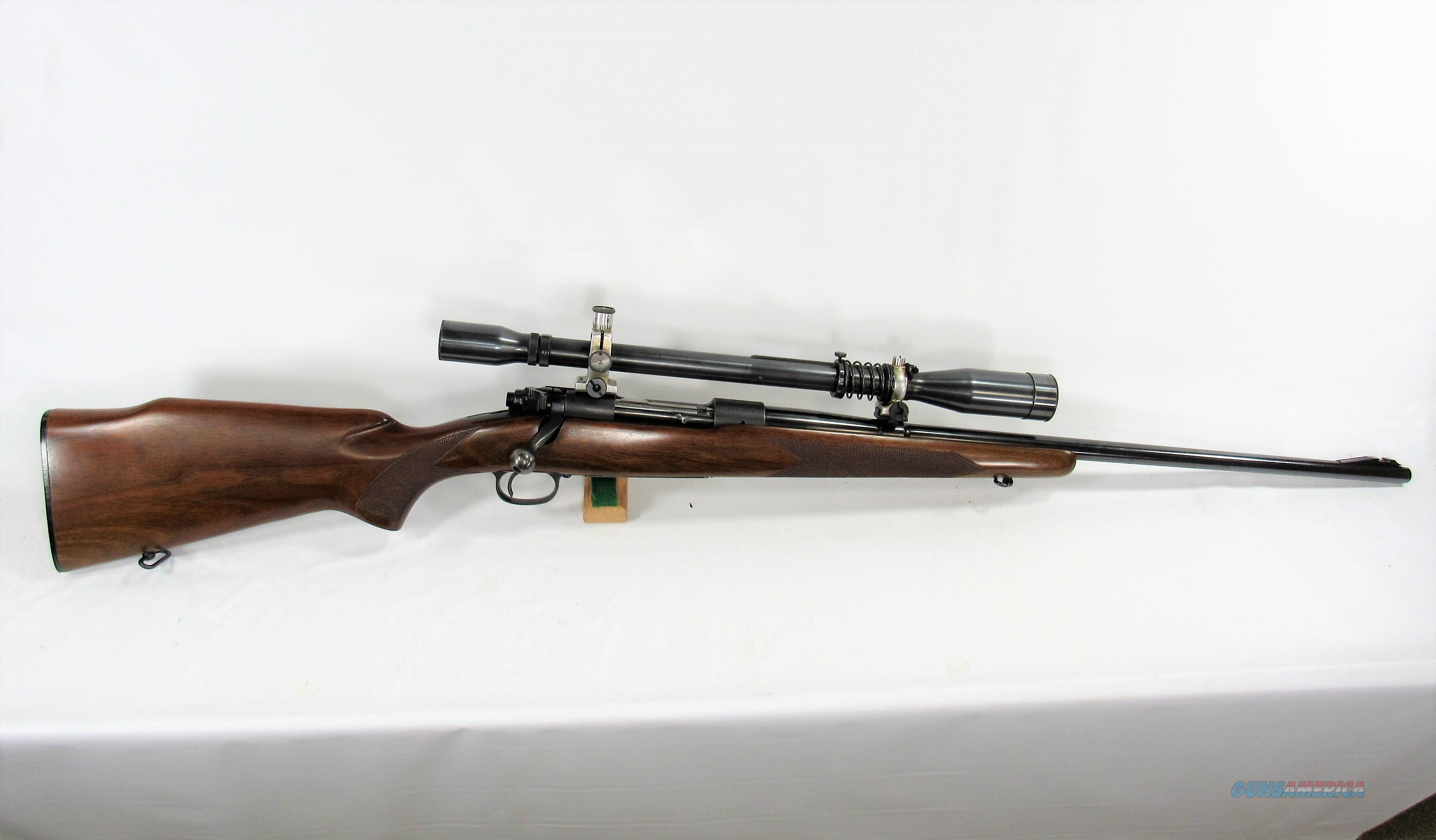 113Y WINCHESTER MODEL 70 PRE 63 243  Guns > Rifles > Winchester Rifles - Modern Bolt/Auto/Single > Model 70 > Pre-64