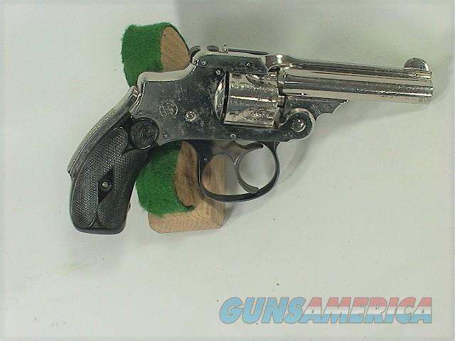 170X S&W SAFETY HAMMERLESS 32 1ST MODEL  Guns > Pistols > Smith & Wesson Revolvers > Pocket Pistols