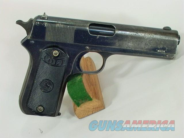 102V COLT 1902 SPORTING 38 ACP  Guns > Pistols > Colt Automatic Pistols (.25, .32, & .380 cal)