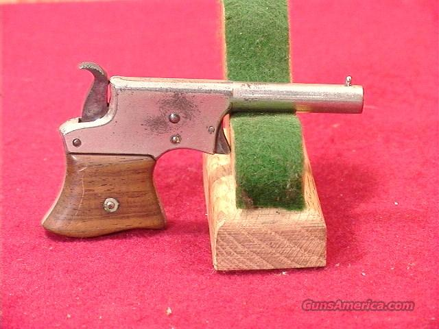 C55 REMINGTON VEST POCKET DERRINGER 22  Guns > Pistols > Remington Derringers
