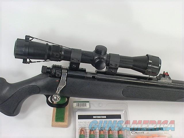 960 KNIGHT 50 CALIBER INLINE MUZZLE LOADER WITH THE DISC 209 SYSTEM  Non-Guns > Black Powder Muzzleloading
