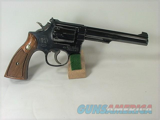 "109W S&W 48-3 22 MG 6""  Guns > Pistols > Smith & Wesson Revolvers > Med. Frame ( K/L )"