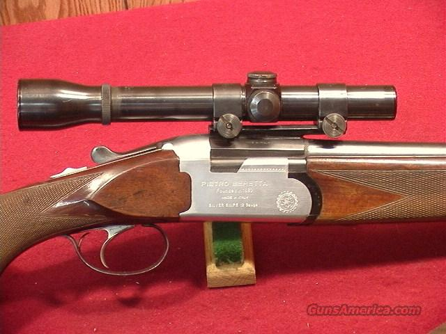 283Q BERETTA SILVER SNIPE SLEEVED TO 45-70  Guns > Rifles > Custom Rifles > Other