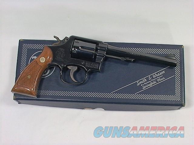 229X S&W 10-5 38SP 98+% IN BOX  Guns > Pistols > Smith & Wesson Revolvers > Med. Frame ( K/L )