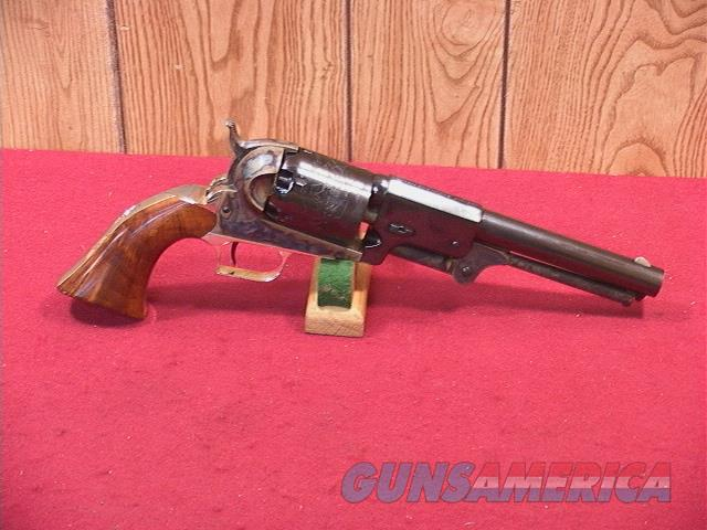 829 COLT BLACK POWDER ARMS SIGNATURE SERIES WHITNEYVILLE HARTFORD DRAGOON 44 CAL  Guns > Pistols > Colt Percussion Revolver - Modern
