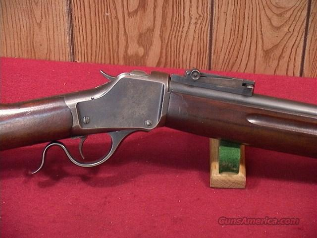 122S WINCHESTER 1885 HIGH WALL MUSKET 22LR  Guns > Rifles > Winchester Rifles - Modern Bolt/Auto/Single > Single Shot