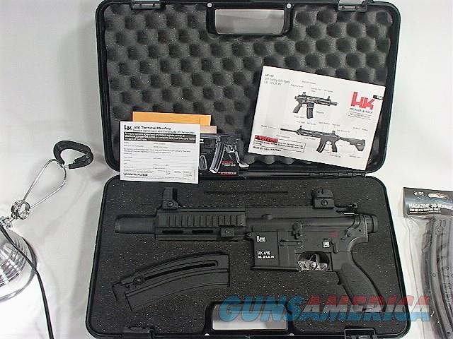 D52X H&K 416 22 LR PISTOL  Guns > Pistols > Heckler & Koch Pistols > Polymer Frame