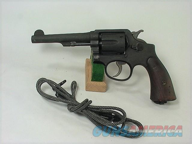 "42X S&W VICTORY MODEL 38 S&W 5"", AUSTRALIAN PROOFS  Guns > Pistols > Smith & Wesson Revolvers > Pre-1945"