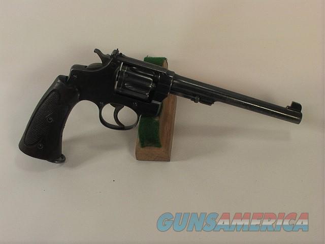 72V S&W 22/32 HEAVY FRAME TARGET (BEKEART) 22 LR  Guns > Pistols > Smith & Wesson Revolvers > Full Frame Revolver
