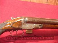 "18R PARKER PH IN RARE 8GA WITH 38"" BARRELS  Parker Shotguns"