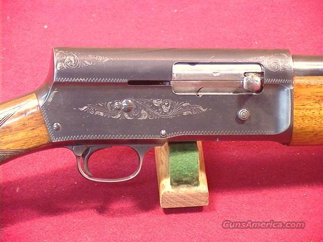 201Q BROWNING A-5 12GA  Guns > Shotguns > Browning Shotguns > Autoloaders > Hunting
