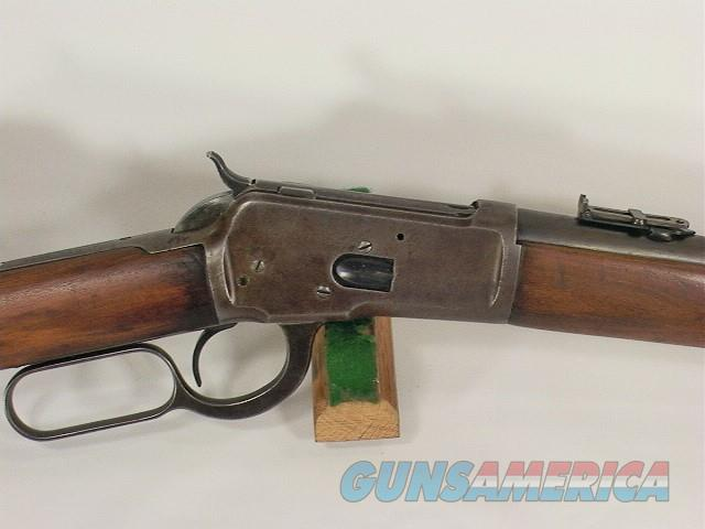 195V WINCHESTER 1892 SRC 32-20  Guns > Rifles > Winchester Rifles - Modern Lever > Other Lever > Pre-64
