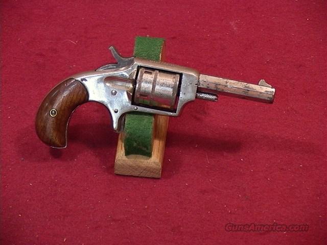 """798 HOPKINS AND ALLEN DICTATOR 2 3/4"""" BARRELS  Guns > Pistols > Hopkins & Allen Pistols"""