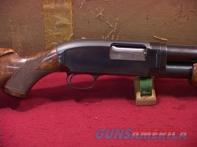 19U WINCHESTER MODEL 12 12GA TRAP  Guns > Shotguns > Winchester Shotguns - Modern > Pump Action > Trap/Skeet