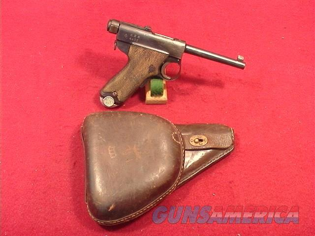 C557R PAPA NAMBU 8MM, NAVY MARKED  Guns > Pistols > Military Misc. Pistols Non-US