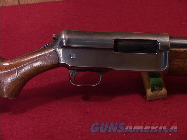 57V WINCHESTER 1911 12 GA   Guns > Shotguns > Winchester Shotguns - Modern > Autoloaders > Deer Guns