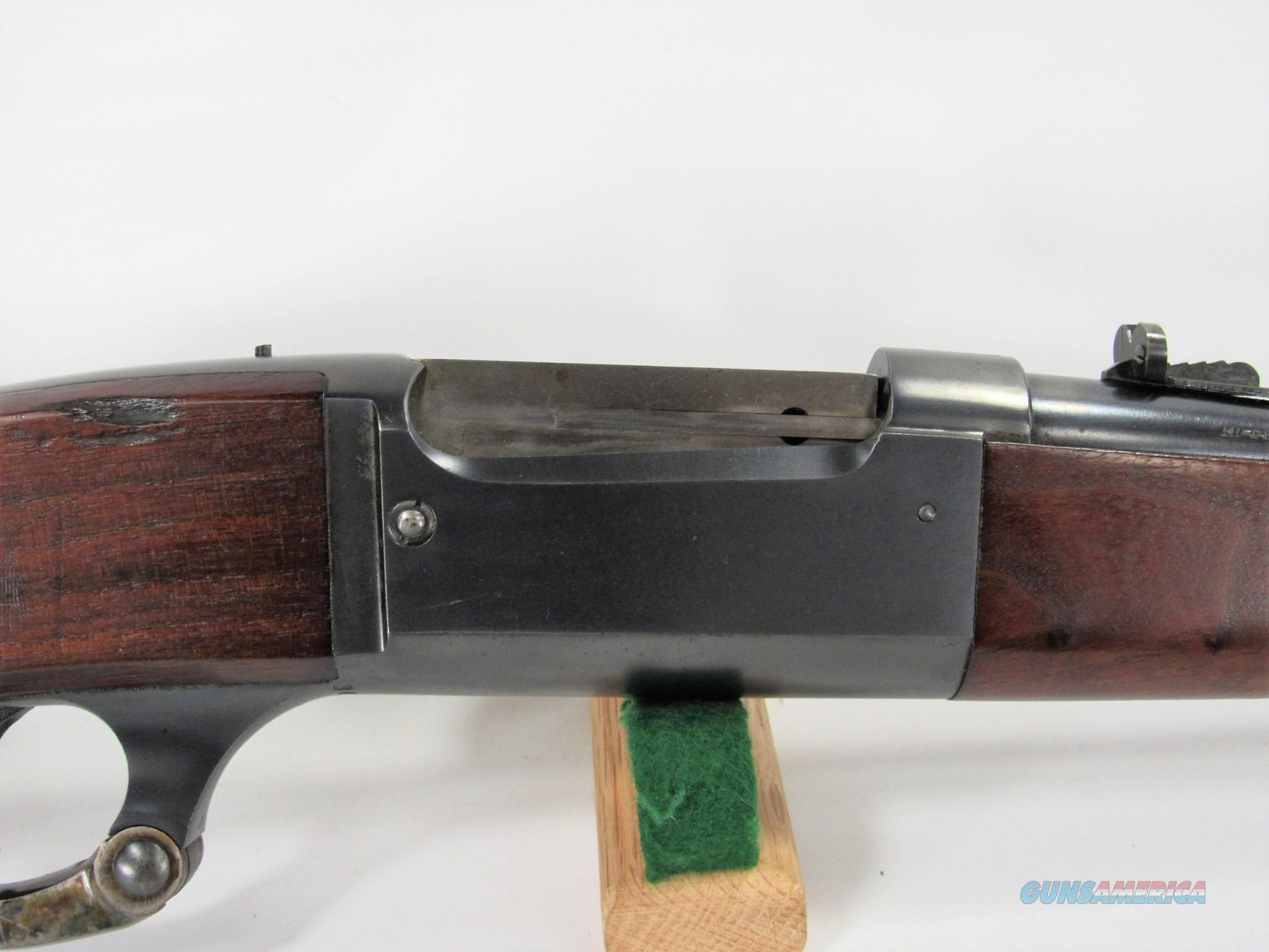 101Y SAVAGE 99 H BARREL BAND CARBINE 303  Guns > Rifles > Savage Rifles > Model 95/99 Family