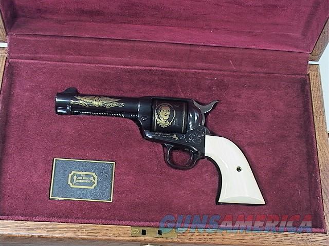 D39X COLT SAA JOHN WAYNE 45 LC   Guns > Pistols > Colt Single Action Revolvers - 3rd Gen.