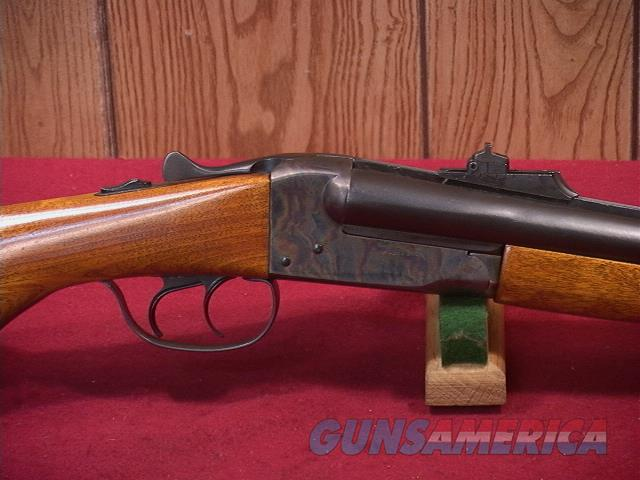 155S STEVENS 311 CUSTOM COMBINATION GUN, 357 MAG/20GA  Guns > Shotguns > Custom Shotguns