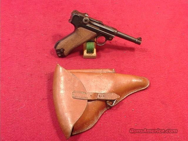C606R GERMAN LUGER DWN 30 CAL  Guns > Pistols > Luger Pistols