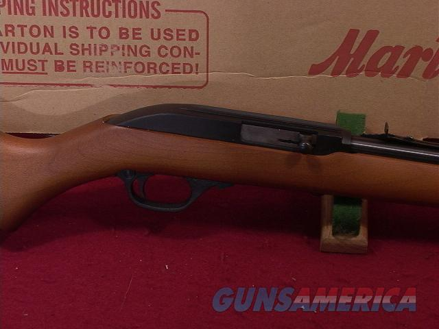 83U MARLIN MODEL 60 22 LR  Guns > Rifles > Marlin Rifles > Modern > Semi-auto