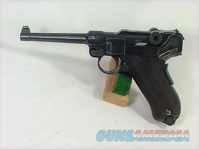 T18X 1906 DWM AMERICAN EAGLE LUGER  Guns > Pistols > Luger Pistols