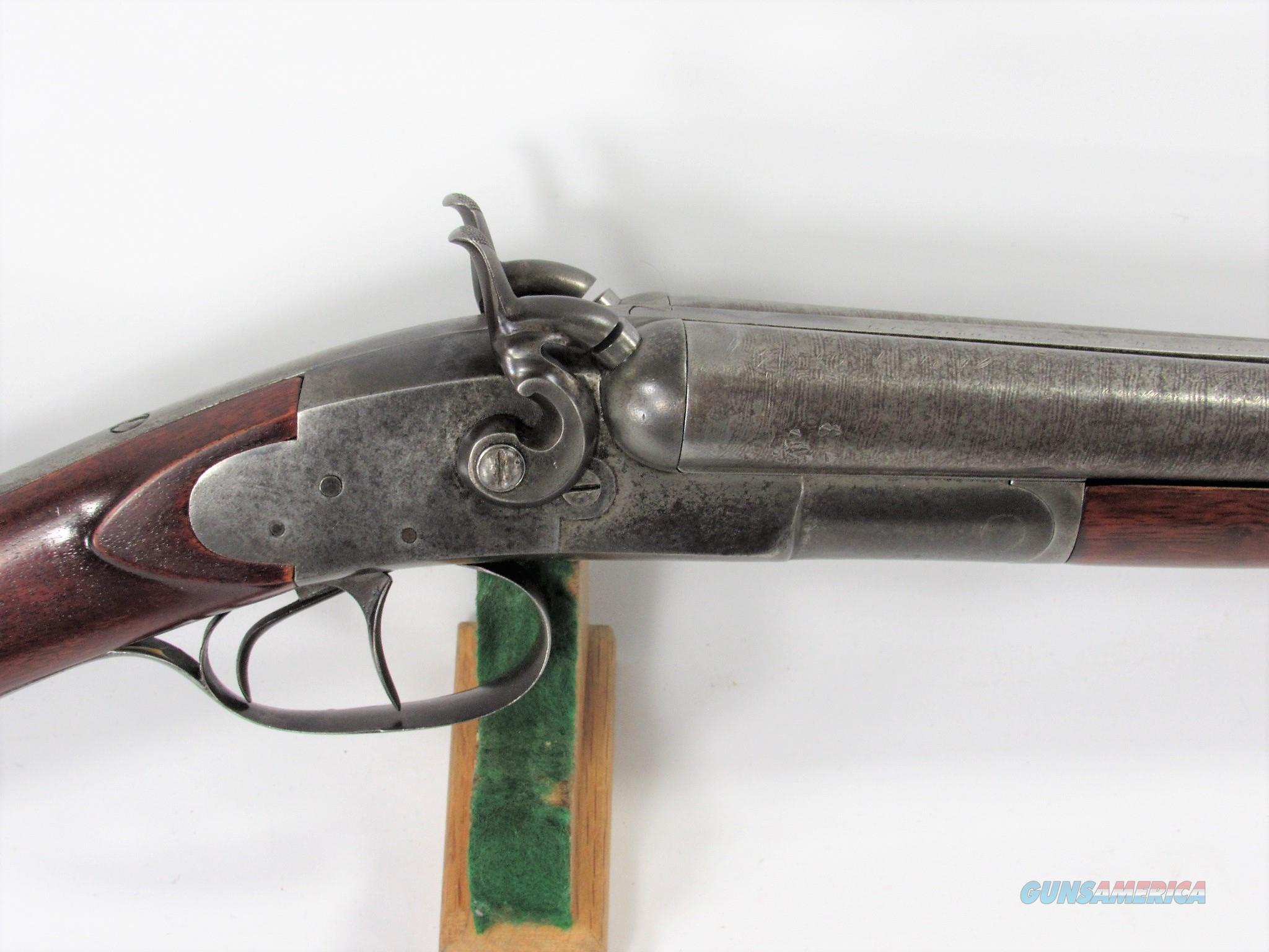 1015 LC SMITH MAKER BAKER GUN SYRACUSE 12GA  Guns > Shotguns > L.C. Smith Shotguns