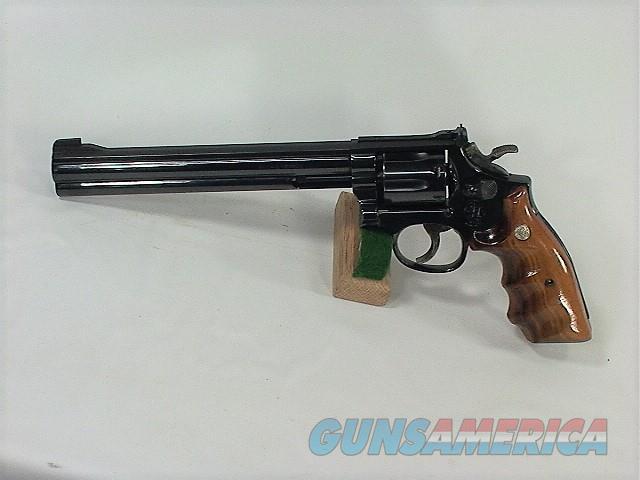 "D19X S&W 16-4 8 3/8"" 32 H&R MAG  Guns > Pistols > Smith & Wesson Revolvers > Med. Frame ( K/L )"