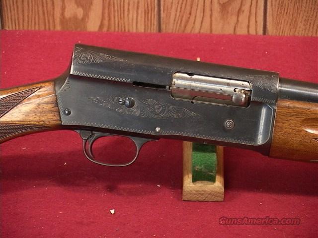 355R BROWNING A-5 12GA  Guns > Shotguns > Browning Shotguns > Autoloaders > Hunting