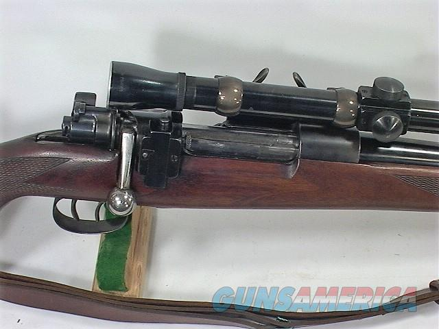 278X SEDGLEY 98 MAUSER IN 7X57  Guns > Rifles > Custom Rifles > Bolt Action