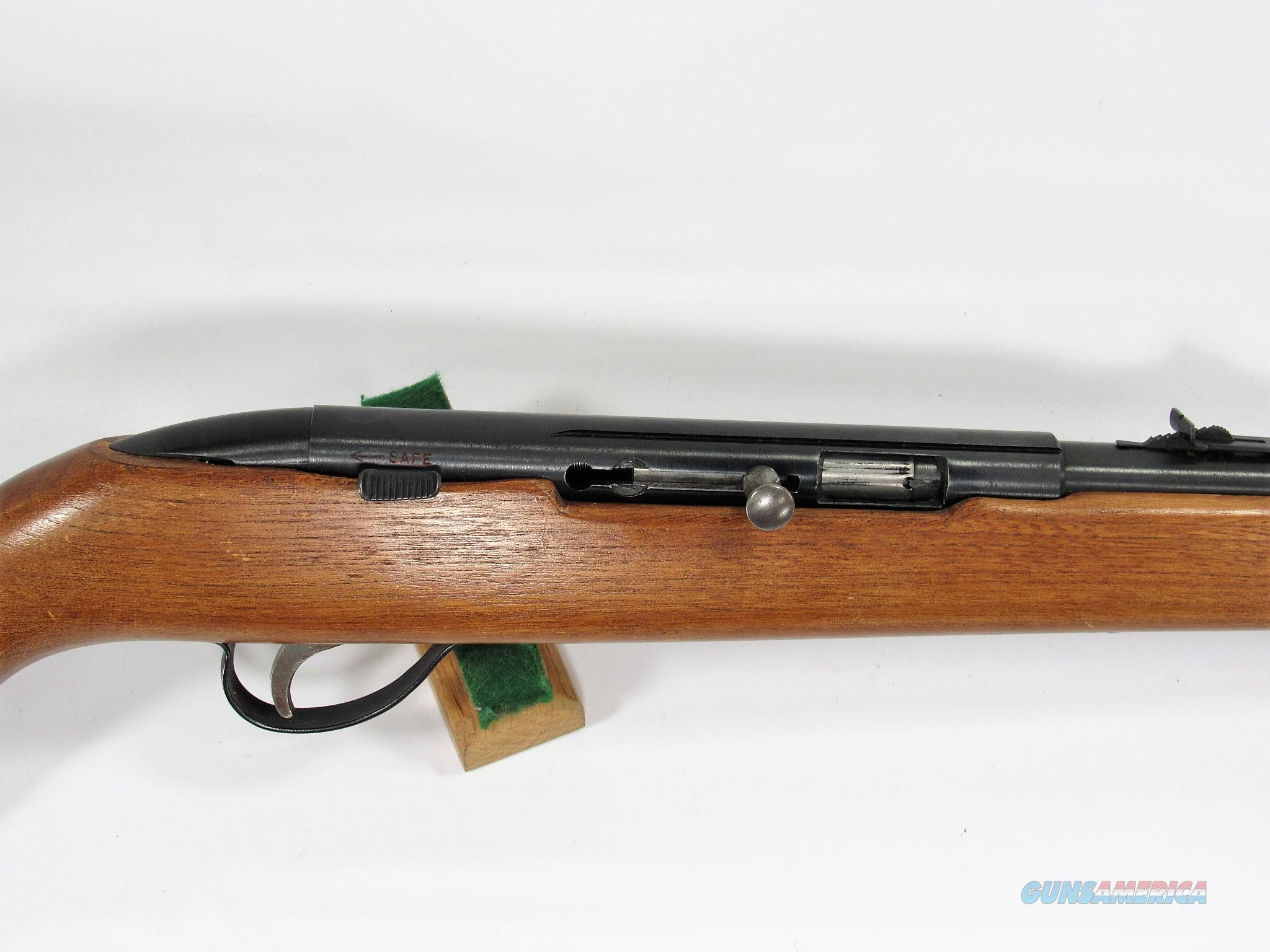 17Y SEARS MODEL 25 (STEVENS) 22LR SEMI  Guns > Rifles > Stevens Rifles