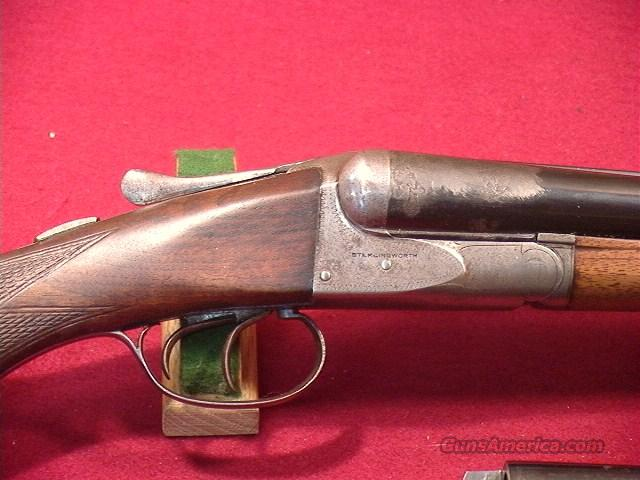 C71P FOX STERLINGWORTH PHILI 12GA ORIGINAL 2 BARREL SET  Guns > Shotguns > Fox Shotguns