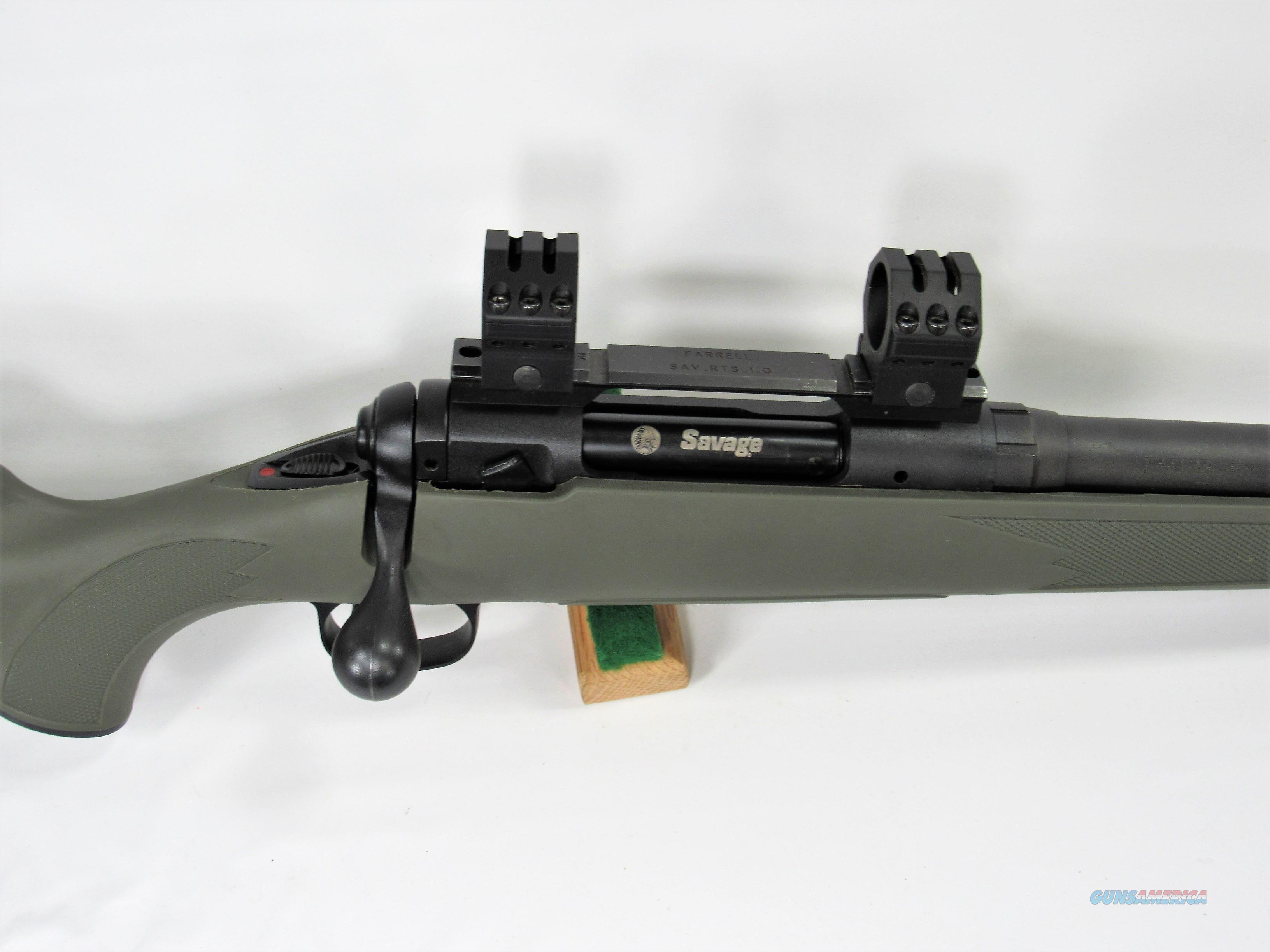 """214Y SAVAGE MODEL 10 308 20"""" HEAVY BARRE  Guns > Rifles > Savage Rifles > 10/110"""