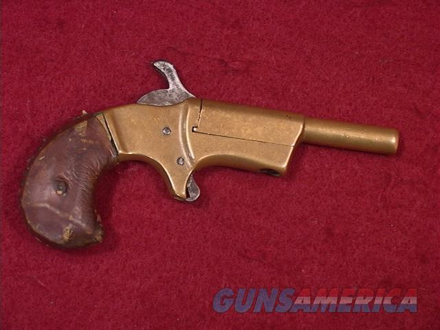 892 KIN PIN DERRINGER 22 CAL  Guns > Pistols > Antique (Pre-1899) Pistols - Perc. Misc.