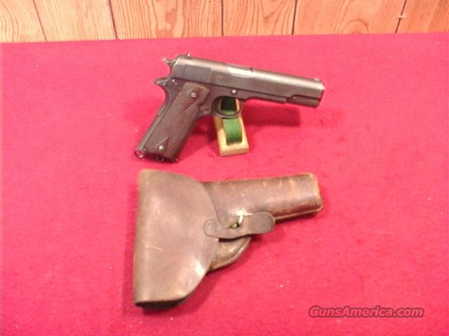 C518R NORWEGIAN 1914 45 AUTO  Guns > Pistols > Military Misc. Pistols Non-US