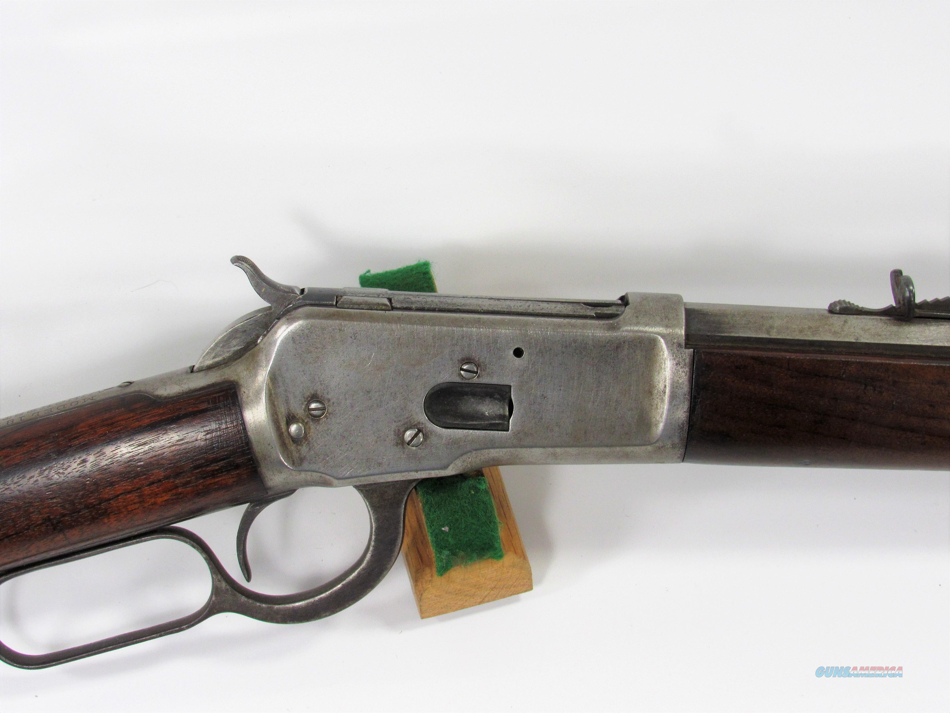 5Y WINCHESTER 1892 44-40  Guns > Rifles > Winchester Rifles - Modern Lever > Other Lever > Pre-64