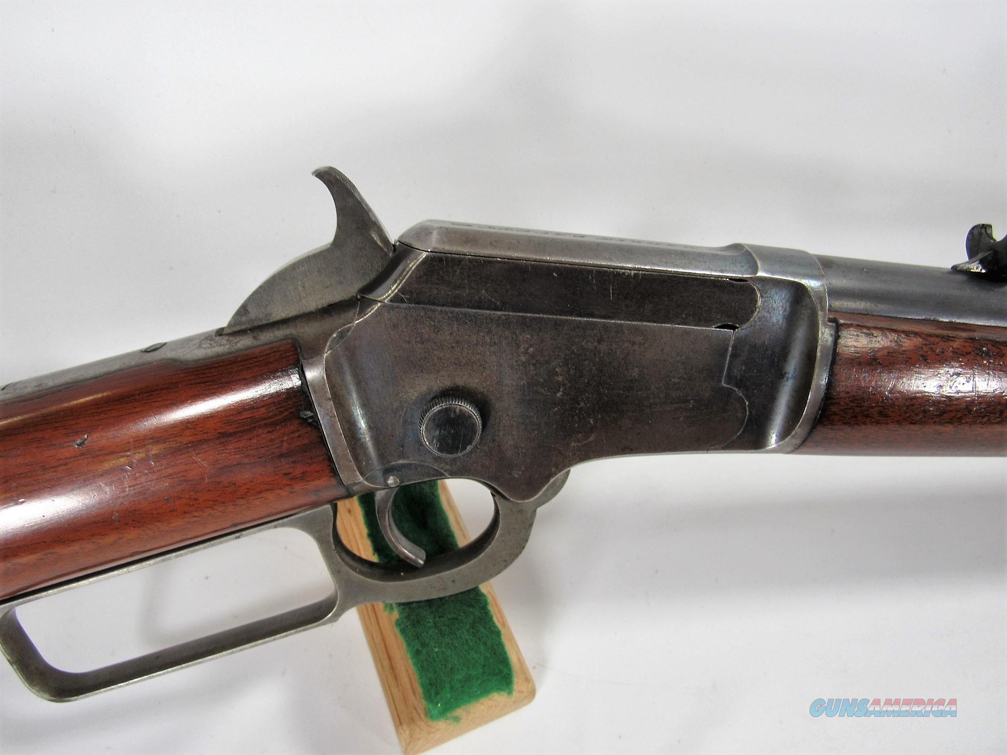 """1020 MARLIN 91 32 RF/CF 24""""  Guns > Rifles > Marlin Rifles > Pre-1899"""