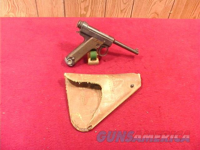 C572R NAMBU TYPE 14 8MM  Guns > Pistols > Military Misc. Pistols Non-US